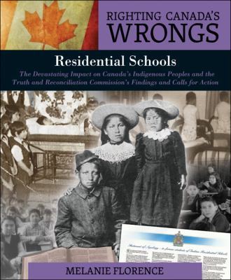 Residential schools : the devastating impact on Canada's indigenous peoples and the Truth and Reconciliation Commission's findings and calls for action