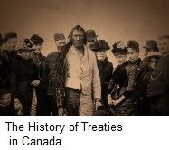 The history of treaties in Canada