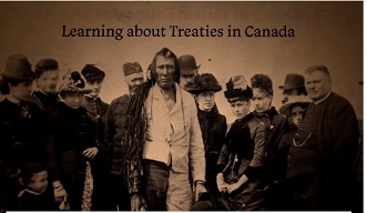 Learning about treaties in Canada