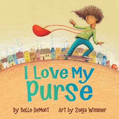 I love my purse by Belle DeMont