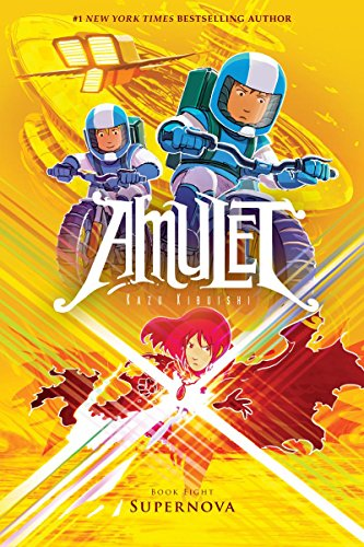 Amulet. Book 8, Supernova /