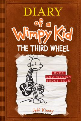 Diary of a wimpy kid. 7, The third wheel /